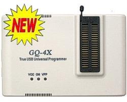 GQ-4X4 MCUmall PRG-055 True-USB PRO GQ-4X4 Willem Programmer GQ-4X V4