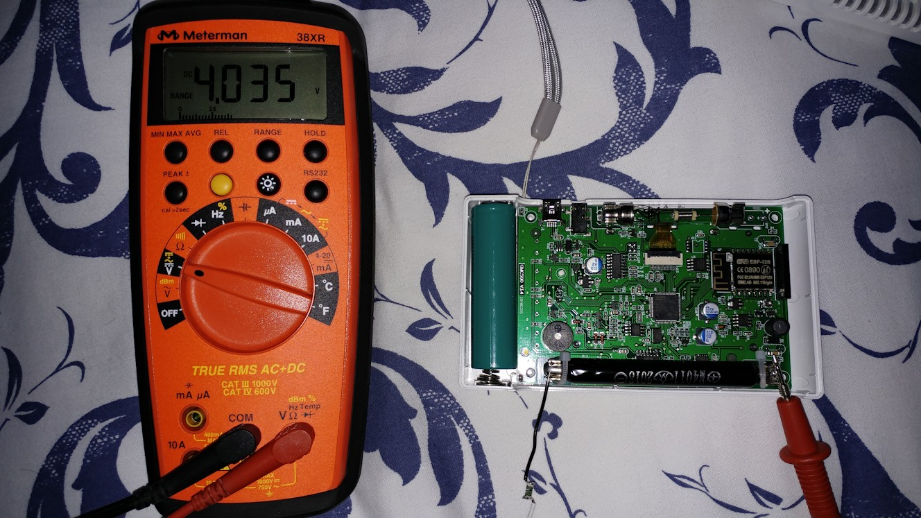 Gq Electronics Technical Support Forum Geiger Counter Schematic Forums Projects Diy To Allow For Some Margin When High Count Rates Reduce The Voltage That Is Equivalent A Dvm Measured Of About 403 V Image Insert
