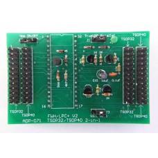 【ADP-071】 TSOP32 TSOP40 FWH/LPC+ base board