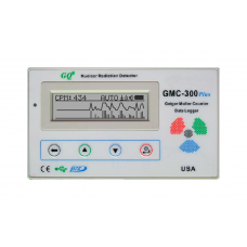 【GMC-300E】 Geiger Counter Radiation Monitor