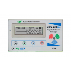 【GMC-320 Plus V5】 Digital Geiger Counter with WiFi