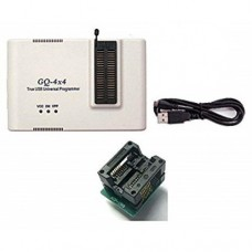【PRG-1121】 GQ-4X V4 (GQ-4X4) Programmer + ADP-098 SPI SOIC16 - DIP8/16 Adapter