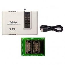 【PRG-118】 GQ-4X V4 (GQ-4X4) Programmer + ADP-028 SOIC28 Adapter