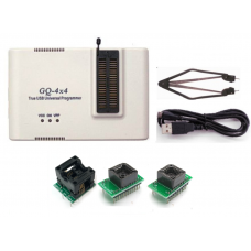 【PRG-056】 True-USB PRO GQ-4X Willem Programmer Full Pack