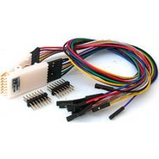 【Tool-014】 14 pin DIP programming/testing testclip set