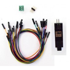 【Tool-012】 SOIC8 SMD Programming/Testing Clip