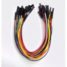 【CPT-022】 Color 20cm Jumper Wire