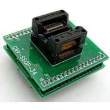 【ADP-068】 TSSOP28/34 adapter CNV-SSOP-34