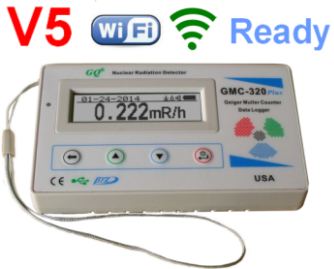 GQ GMC-500 Plus Geiger Counter Radiation Monitor for sale online