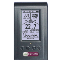 EMF-390 Multi-Field Multi-Function EMF Meter up to 10GHz with Data Logger