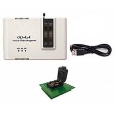 【PRG-1119】 GQ-4X V4 (GQ-4X4) Programmer + ADP-096 Altera QFP100 to DIP JTAG Adapter