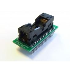【ADP-021】 CNV-TSOP-EP1M32 20mm TSOP32 Adapter SA410T